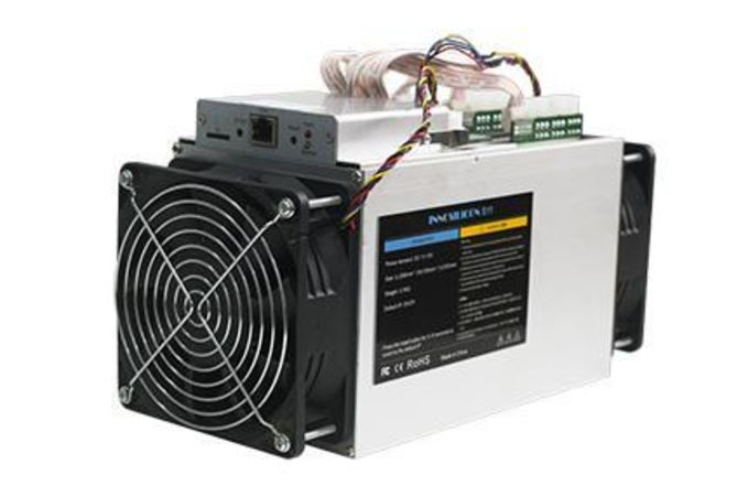 Innosilicon A9 ASIC miner