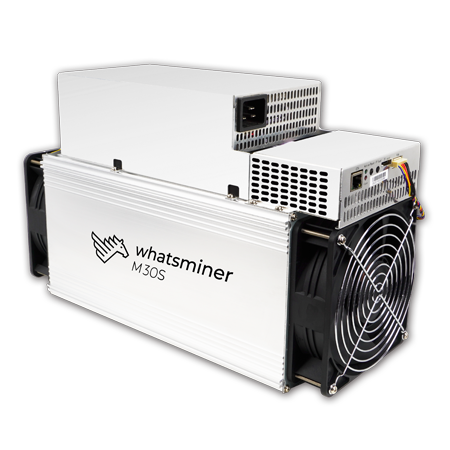 MicroBT M30S (88Th) ASIC miner