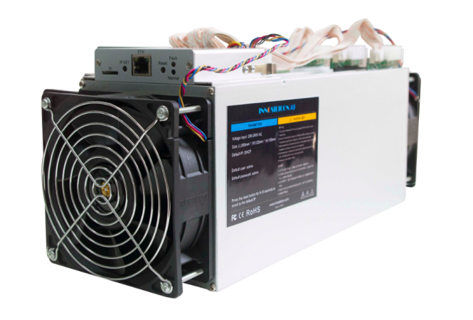 Innosilicon A10 (365Mh) ASIC miner