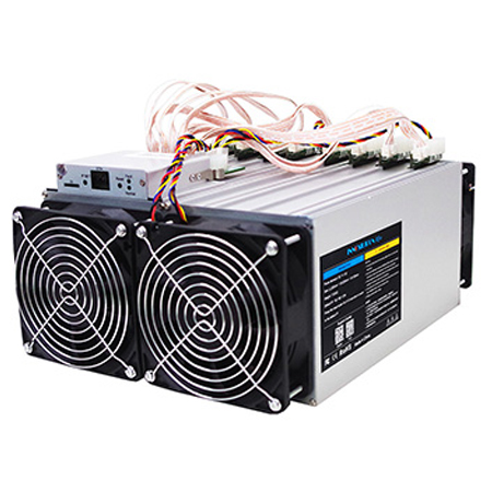 Innosilicon A9+ ZMaster ASIC miner