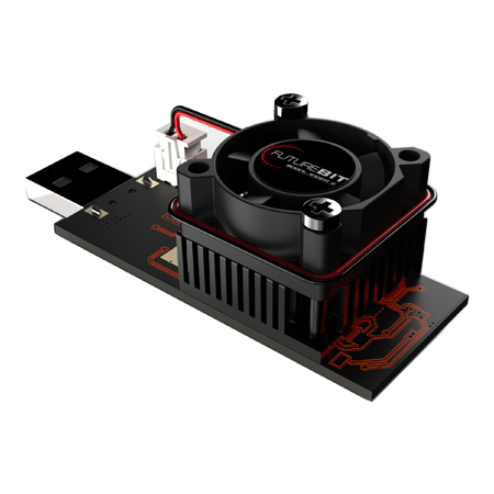 FutureBit Moonlander 2 ASIC miner