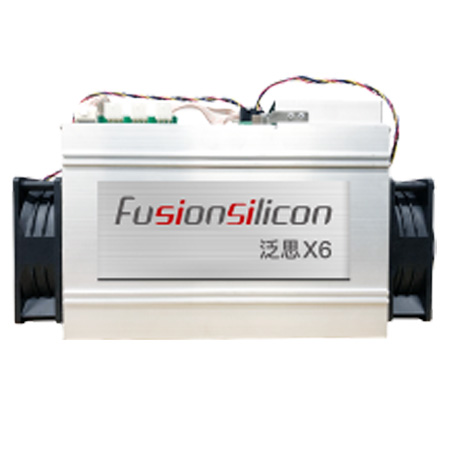 FusionSilicon X6 ASIC miner